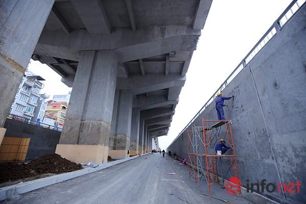 Cận cảnh đường hầm được trông đợi nhất Hà Nội - 7