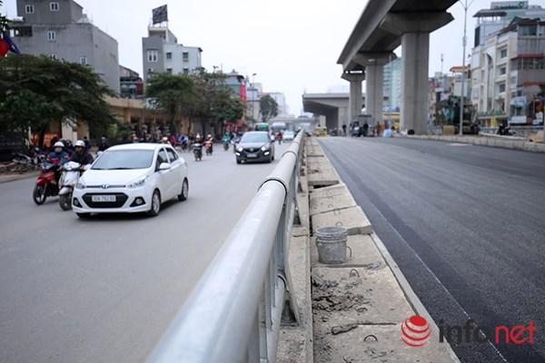 Cận cảnh đường hầm được trông đợi nhất Hà Nội - 9