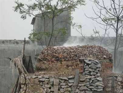 Tai nạn lò vôi ở Thanh Hóa - 1