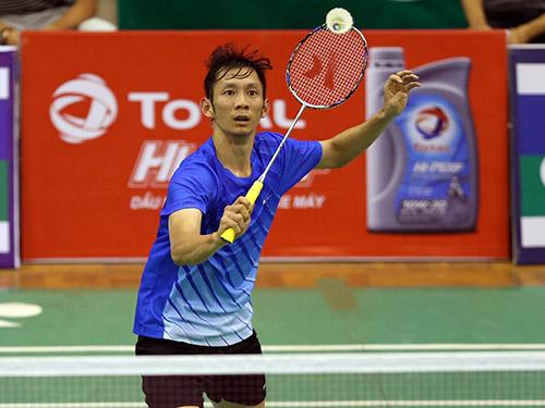 Tiến Minh chạm tay vào vé Olympic - 1