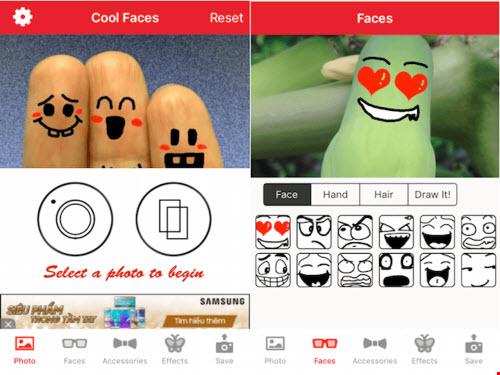 Thêm cảm xúc cho những bức ảnh trên iOS - 1
