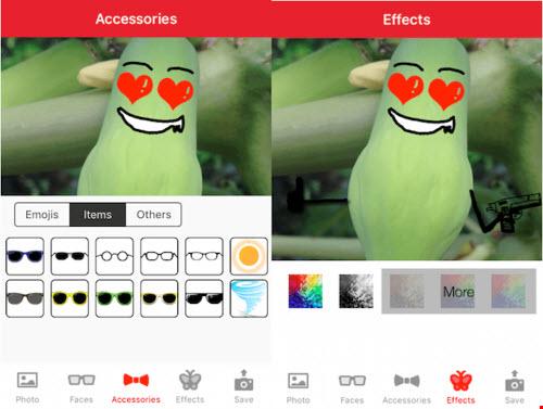 Thêm cảm xúc cho những bức ảnh trên iOS - 2