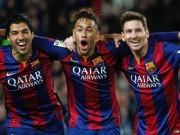 """Bóng đá - Vượt Barca, PSG là """"đội bóng tàn nhẫn nhất 2015"""""""