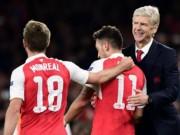 Bóng đá - Wenger mơ mà không mơ Arsenal vô địch NHA
