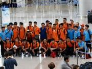 Bóng đá - Xông đất Qatar, U23 Việt Nam ráo riết tập luyện