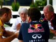 Thể thao - F1 – Mặt trái của 'Red Bull saga': Có hay không?