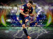 Bóng đá - 10 siêu phẩm Messi 2015: Tôn vinh pha solo ảo diệu