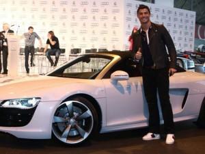"""10 siêu xe cực """"đỉnh"""" của Cristiano Ronaldo"""