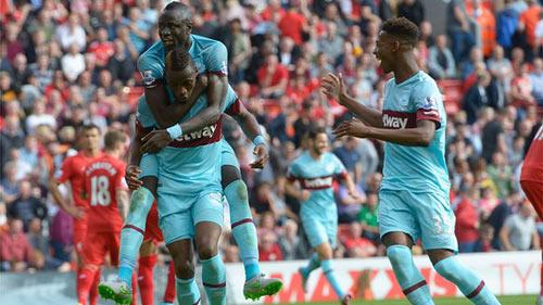 "West Ham - Liverpool: Đại chiến ""Giant Killer"" - 1"