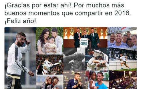 Sao 360 độ 2/1: Ramos ôn lại kỷ niệm cùng vợ con Messi - 2