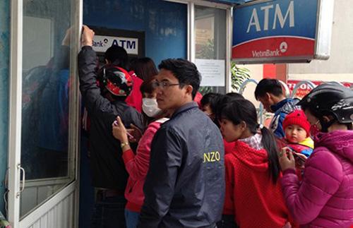 Cảnh giác tội phạm ATM dịp cuối năm - 1