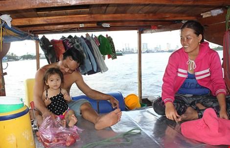 Xóm ghe Sài Gòn muốn được… lên bờ - 1