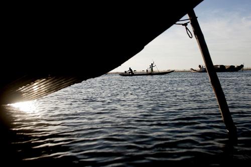 Ảnh: Cuộc sống bình dị trên phá Tam Giang - 1