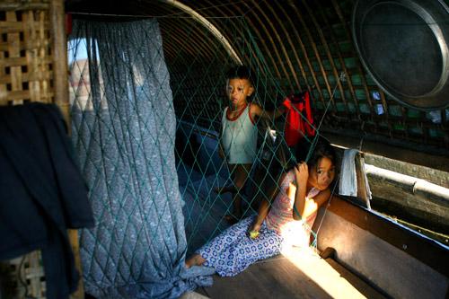 Ảnh: Cuộc sống bình dị trên phá Tam Giang - 5