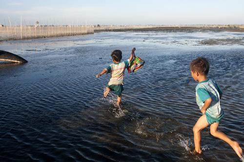 Ảnh: Cuộc sống bình dị trên phá Tam Giang - 6