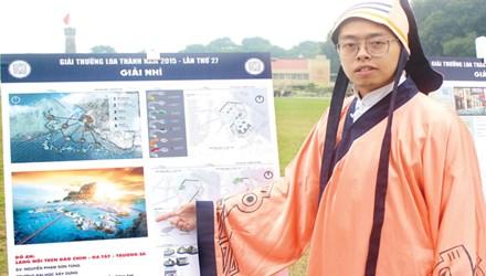9X và ý tưởng làng nổi trên đảo đá chìm ở Trường Sa - 1