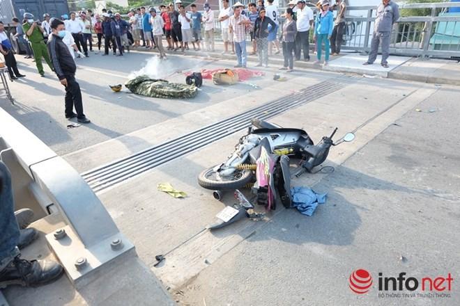 Ngày đầu tiên của năm 2016: 22 người tử vong vì TNGT - 1
