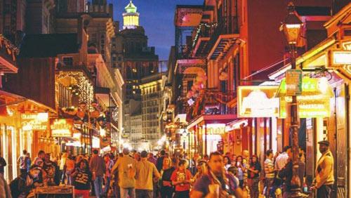 """Top 10 thành phố du lịch """"không bao giờ ngủ"""" - 2"""