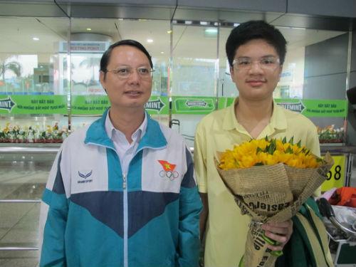 Nguyễn Anh Khôi: Duyên cờ đã bén - 1