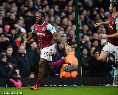 West Ham vs Liverpool - 3