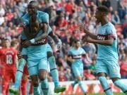 "Bóng đá - West Ham - Liverpool: Đại chiến ""Giant Killer"""