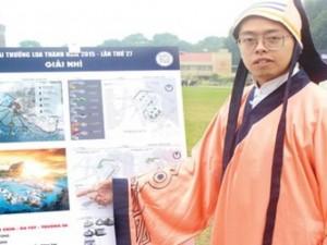 Bạn trẻ - Cuộc sống - 9X và ý tưởng làng nổi trên đảo đá chìm ở Trường Sa