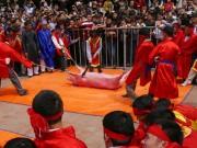 Tin tức trong ngày - Lễ hội sẽ hết bạo lực?