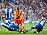 Bóng đá - Chi tiết Espanyol - Barca: Bế tắc toàn tập (KT)