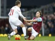 Bóng đá - Chi tiết West Ham - Liverpool: Thế trận bế tắc (KT)