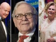 Tài chính - Bất động sản - Điểm mặt những ông trùm giàu có nhưng đầy bí ẩn