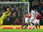Bóng đá - Chi tiết MU - Swansea: Thoát hiểm phút cuối (KT)