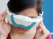 Sức khỏe đời sống - Cẩn trọng với máy massage điều trị cận thị