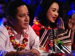 Chí Trung bật khóc vì cặp đôi đu dây 8 tuổi