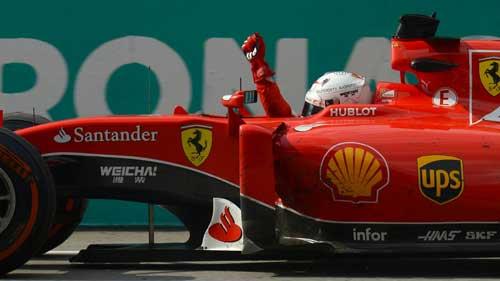 Ferrari trên đường trở lại: Nhân tố Vettel (P1) - 1