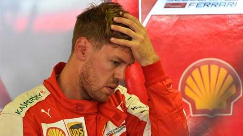 Ferrari trên đường trở lại: Nhân tố Vettel (P1) - 2