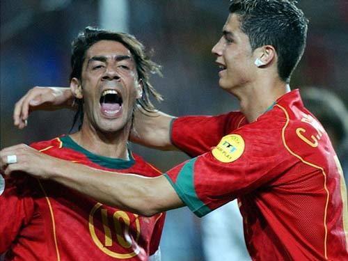 Ronaldo chẳng thần tượng ai trừ... chính mình - 1
