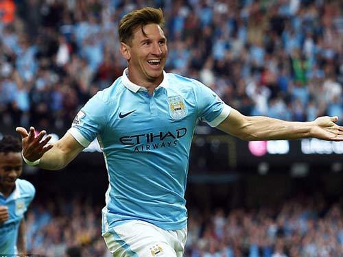 Không tưởng 2016: Messi đến Man City, Chelsea xuống hạng - 4