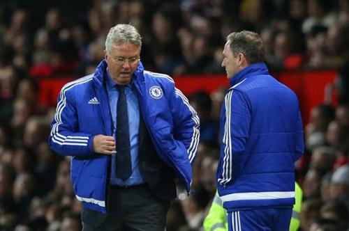 Crystal Palace – Chelsea: Bài toán khó cho Hiddink - 1