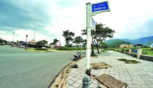 Cận cảnh Đại lộ chủ quyền ở Đà Nẵng - 2