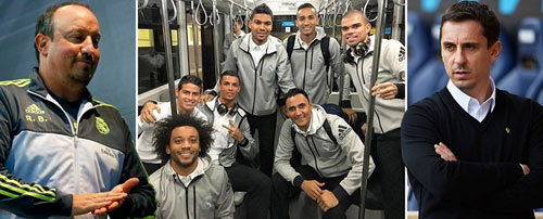 Valencia – Real Madrid: Nỗi ám ảnh - 2