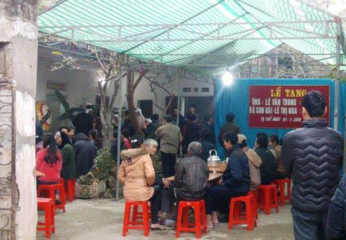 8 người chết vì ngạt khí lò vôi: Tang tóc quê nghèo - 1
