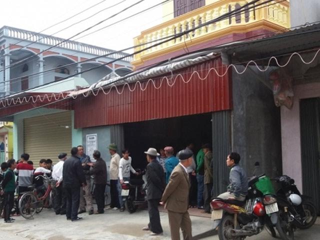 Hải Phòng: Sửa nhà đón Tết, 2 người bị điện giật chết - 1