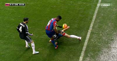 "Chi tiết Crystal Palace - Chelsea: Costa ""chốt hạ"" (KT) - 3"