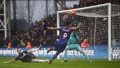 "Chi tiết Crystal Palace - Chelsea: Costa ""chốt hạ"" (KT) - 5"