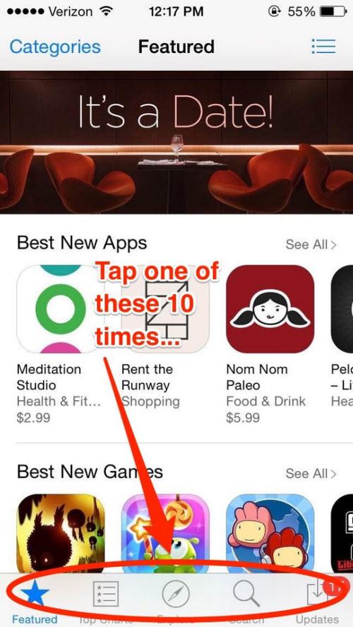 """Giúp iPhone vận hành """"mượt"""" hơn chỉ bằng 10 cú chạm - 1"""