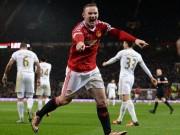 """Bóng đá - Lập """"siêu phẩm"""", Rooney thành săn bàn số 2 lịch sử NHA"""