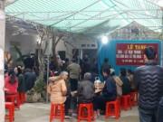 Tin tức trong ngày - 8 người chết vì ngạt khí lò vôi: Tang tóc quê nghèo