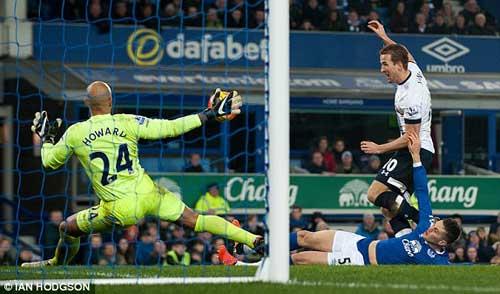 Everton - Tottenham: Đôi công nghẹt thở - 1