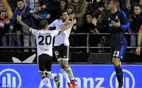 Valencia - Real Madrid: Căng thẳng tột độ - 1