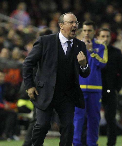 """Real không thắng, Benitez vẫn """"mặt dày"""" đòi giữ ghế - 1"""